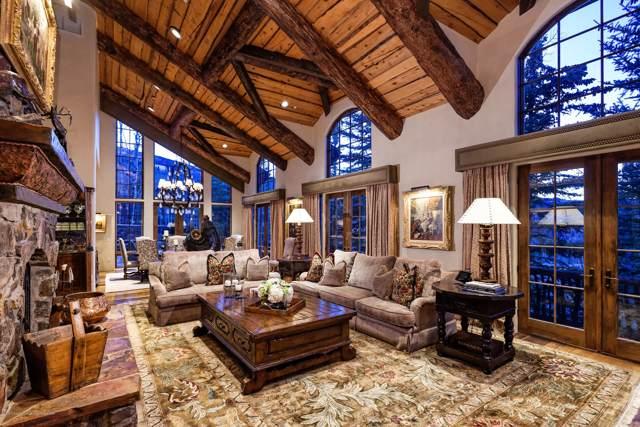 720 Pine Crest Drive, Snowmass Village, CO 81615 (MLS #161826) :: McKinley Real Estate Sales, Inc.