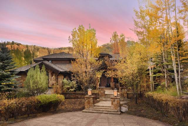 1470 Tiehack Road, Aspen, CO 81611 (MLS #161855) :: McKinley Real Estate Sales, Inc.