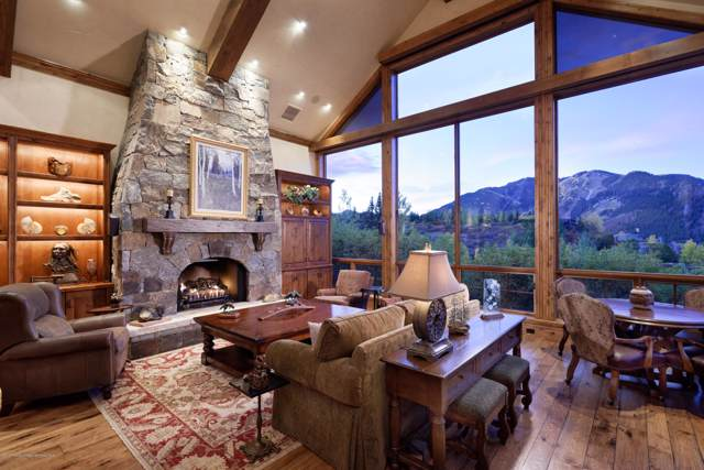 349 Draw Drive, Aspen, CO 81611 (MLS #161857) :: Roaring Fork Valley Homes