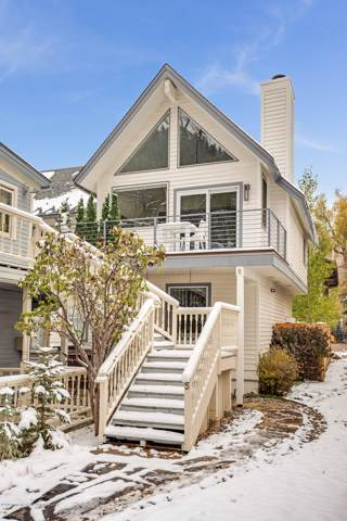 222 W Hopkins Avenue #6, Aspen, CO 81611 (MLS #161860) :: McKinley Real Estate Sales, Inc.