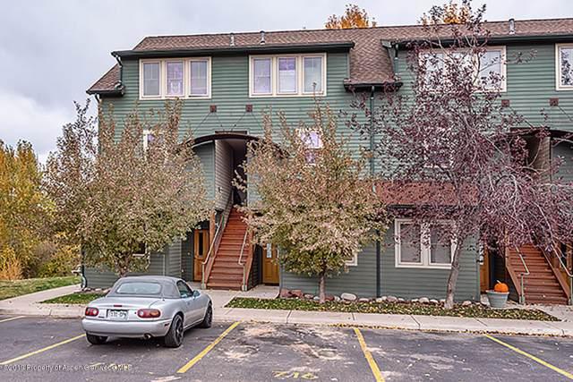 716 Lakeside Drive #716, Basalt, CO 81621 (MLS #161921) :: McKinley Real Estate Sales, Inc.