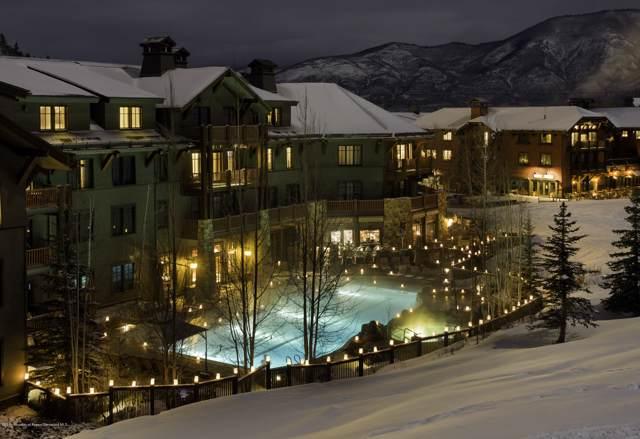 0197 Prospector Road 2206/7, Aspen, CO 81611 (MLS #161949) :: McKinley Real Estate Sales, Inc.