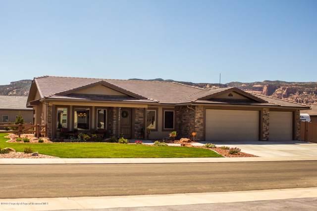 1448 Kiva Drive, Fruita, CO 81521 (MLS #162006) :: McKinley Real Estate Sales, Inc.