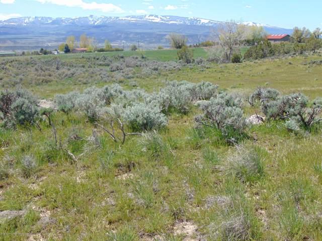 TBD Rainbow Drive, Silt, CO 81652 (MLS #162009) :: McKinley Real Estate Sales, Inc.