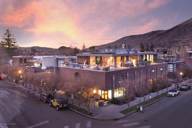 630 E Hyman Avenue #301, Aspen, CO 81611 (MLS #162032) :: McKinley Real Estate Sales, Inc.