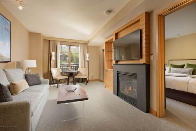130 Wood Road #621, Snowmass Village, CO 81615 (MLS #162085) :: McKinley Real Estate Sales, Inc.