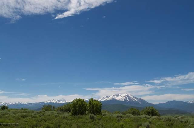 TBD Spring Park Ridge, Carbondale, CO 81623 (MLS #162132) :: McKinley Real Estate Sales, Inc.