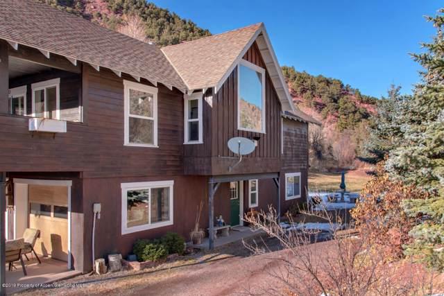 9969 Highway 133, Carbondale, CO 81623 (MLS #162134) :: McKinley Real Estate Sales, Inc.