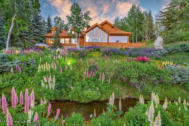 277 Danielson Drive, Aspen, CO 81611 (MLS #162154) :: Roaring Fork Valley Homes