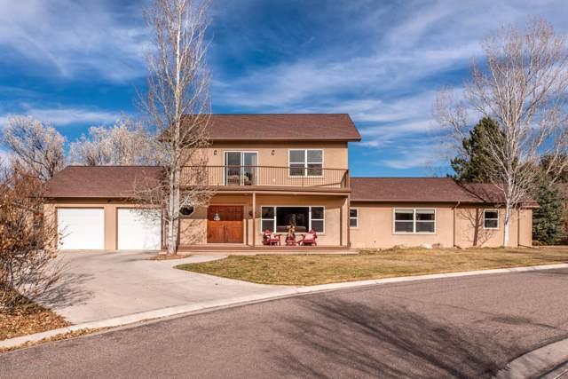 1311 W Ridge Court, Carbondale, CO 81623 (MLS #162208) :: McKinley Real Estate Sales, Inc.