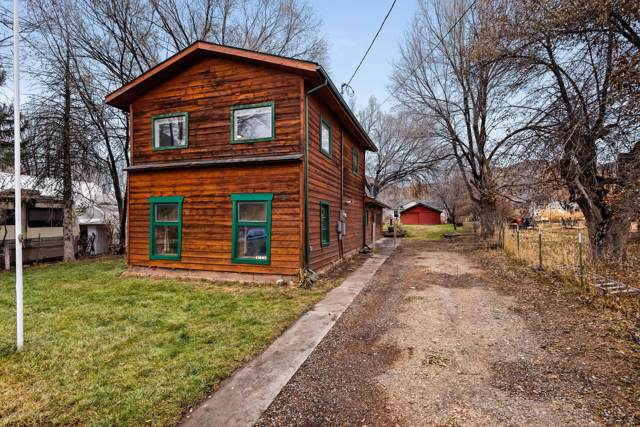 816 E Second Street, New Castle, CO 81647 (MLS #162223) :: Western Slope Real Estate