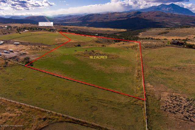 1802 County Road 102, Carbondale, CO 81623 (MLS #162227) :: McKinley Real Estate Sales, Inc.