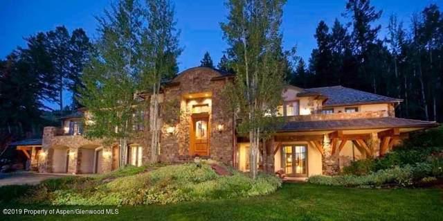 983 Moore Drive, Aspen, CO 81611 (MLS #162260) :: McKinley Real Estate Sales, Inc.