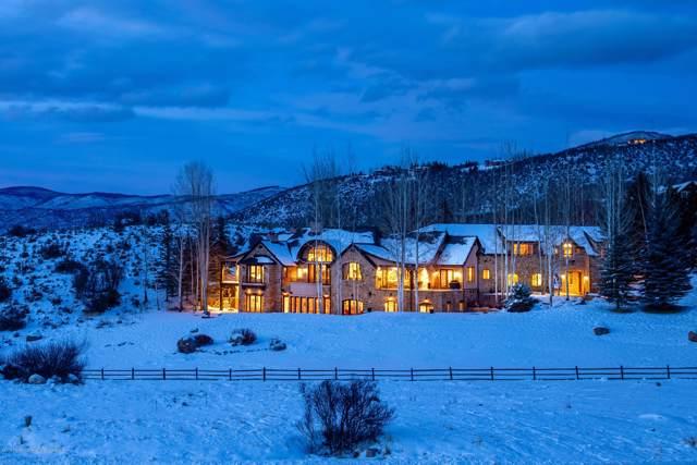 2670 Mclain Flats Road, Aspen, CO 81611 (MLS #162313) :: McKinley Real Estate Sales, Inc.