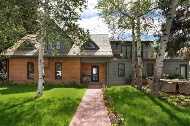 101 E Hallam Street, Aspen, CO 81611 (MLS #162348) :: McKinley Real Estate Sales, Inc.