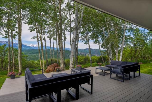 570 Johnson Drive, Aspen, CO 81611 (MLS #162354) :: McKinley Real Estate Sales, Inc.