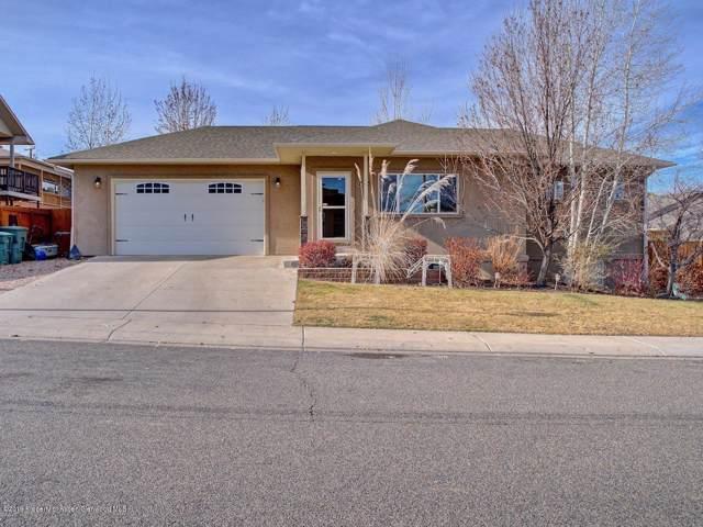 265 Gettysburg Street, Grand Junction, CO 81503 (MLS #162355) :: McKinley Real Estate Sales, Inc.