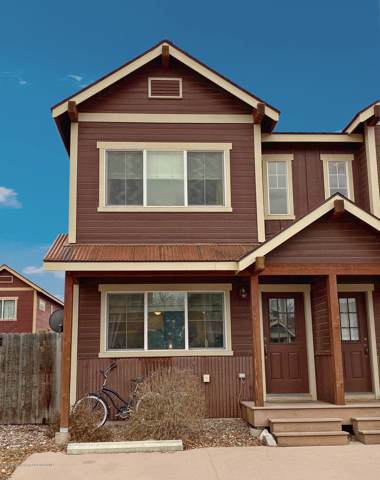 313 W 8th Place, Carbondale, CO 81623 (MLS #162362) :: McKinley Real Estate Sales, Inc.