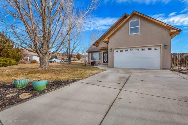 516 N Golden Drive, Silt, CO 81652 (MLS #162390) :: Western Slope Real Estate