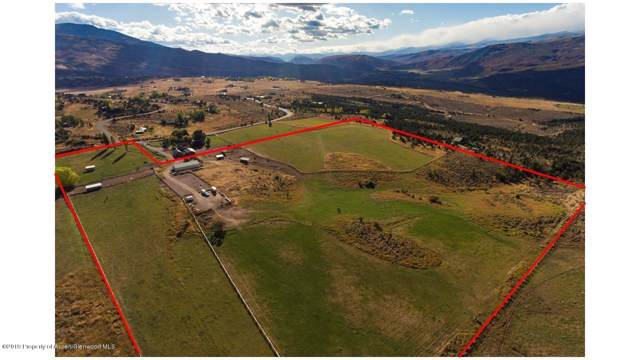 1802 County Road 102, Carbondale, CO 81623 (MLS #162546) :: Western Slope Real Estate