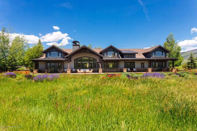 540 Fox Run Drive, Carbondale, CO 81623 (MLS #162627) :: Western Slope Real Estate