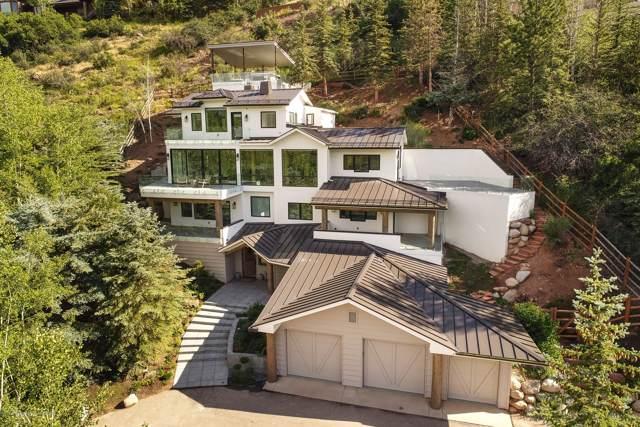 155 Nighthawk Drive, Aspen, CO 81611 (MLS #162665) :: Roaring Fork Valley Homes