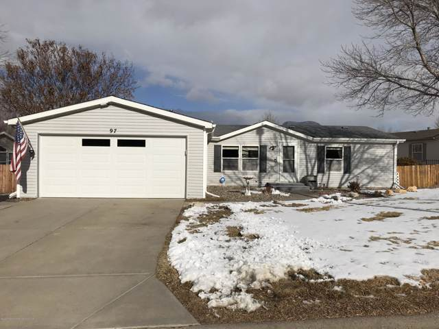 97 Mineral Springs Circle, Parachute, CO 81635 (MLS #162666) :: Western Slope Real Estate