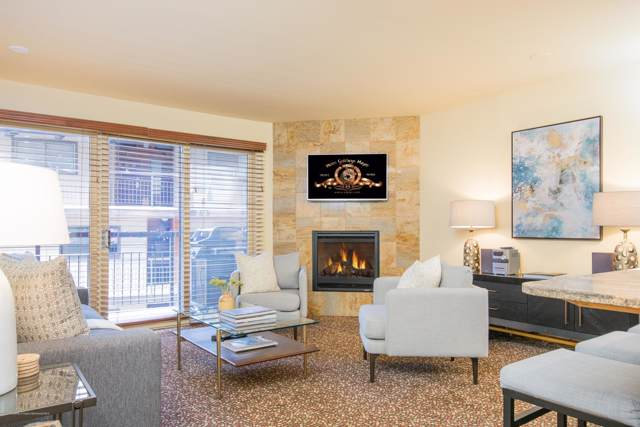 400 Wood Road #2112, Snowmass Village, CO 81615 (MLS #162716) :: Roaring Fork Valley Homes