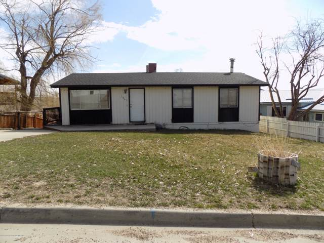 1045 Barclay Street, Craig, CO 81625 (MLS #162739) :: McKinley Real Estate Sales, Inc.