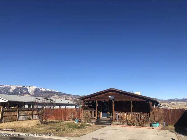 11 Shotgun Street, Rifle, CO 81650 (MLS #162746) :: Western Slope Real Estate