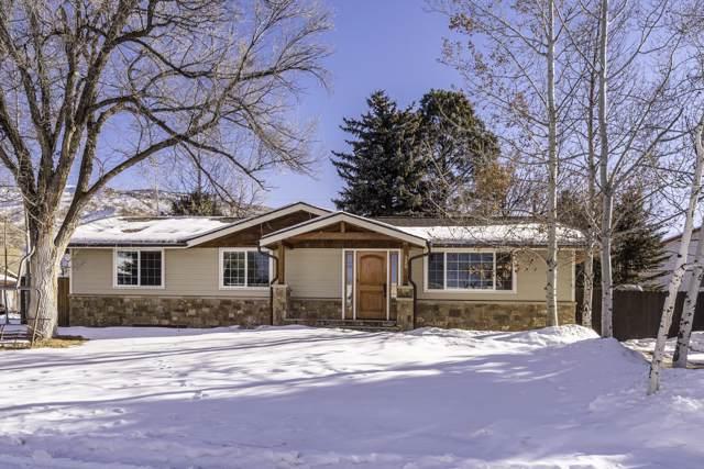 320 Arapahoe, Carbondale, CO 81623 (MLS #162759) :: Western Slope Real Estate