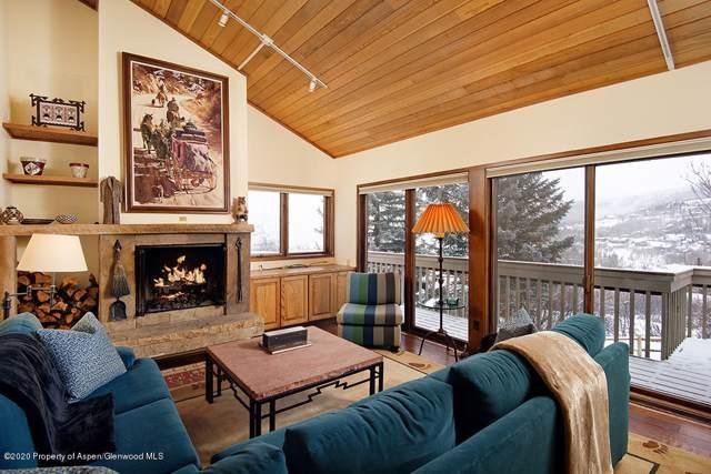 100 Terrace Lane, Snowmass Village, CO 81615 (MLS #162791) :: McKinley Real Estate Sales, Inc.