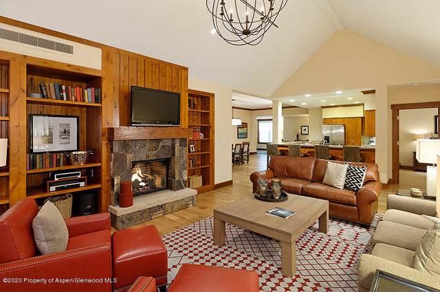 0134 Snowmass Club #153, Snowmass Village, CO 81615 (MLS #162796) :: McKinley Real Estate Sales, Inc.