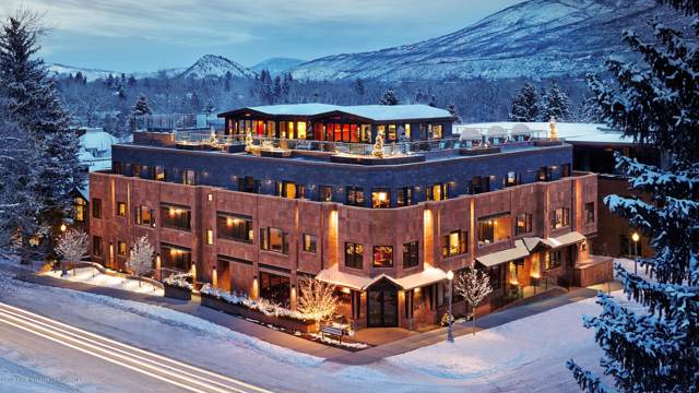 411 S Monarch Street E-7, Aspen, CO 81611 (MLS #162821) :: McKinley Real Estate Sales, Inc.