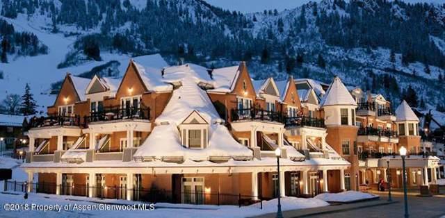 415 E Dean Unit 37, Week 1, Aspen, CO 81611 (MLS #162840) :: McKinley Real Estate Sales, Inc.