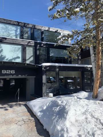926 Waters Ave. #102, Aspen, CO 81611 (MLS #162841) :: McKinley Real Estate Sales, Inc.