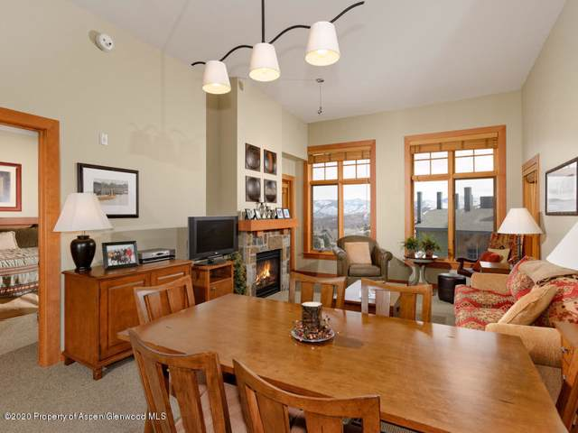 60 Carriage Way #3124, Snowmass Village, CO 81615 (MLS #162851) :: McKinley Real Estate Sales, Inc.