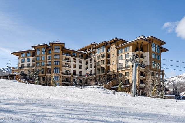 130 Wood Road #436, Snowmass Village, CO 81615 (MLS #162864) :: McKinley Real Estate Sales, Inc.