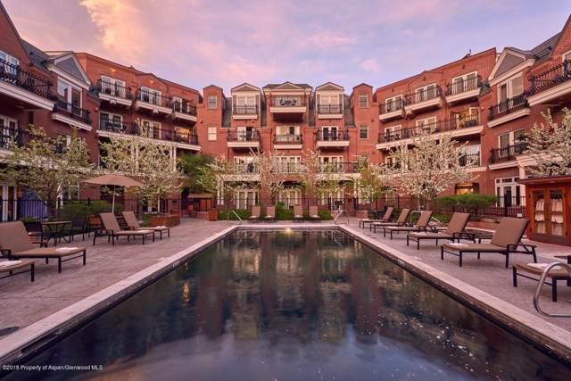 415 E Dean St Unit 24, Week 31, Aspen, CO 81611 (MLS #162868) :: McKinley Real Estate Sales, Inc.