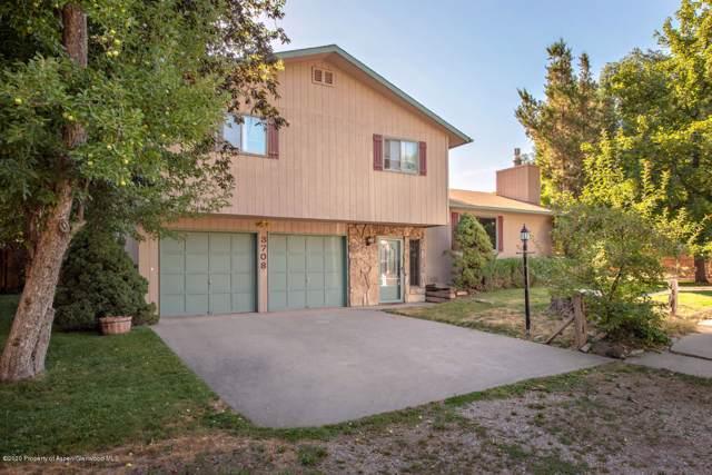 3708 Red Bluff Lane, Glenwood Springs, CO 81601 (MLS #162910) :: McKinley Real Estate Sales, Inc.