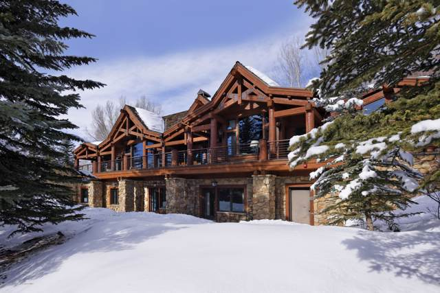411 Willoughby Way, Aspen, CO 81611 (MLS #162918) :: Roaring Fork Valley Homes