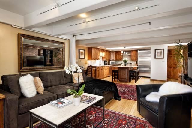 901 E Hyman Avenue #11, Aspen, CO 81611 (MLS #162984) :: Roaring Fork Valley Homes