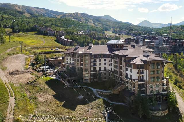 130 Wood Road #438, Snowmass Village, CO 81615 (MLS #163046) :: McKinley Real Estate Sales, Inc.