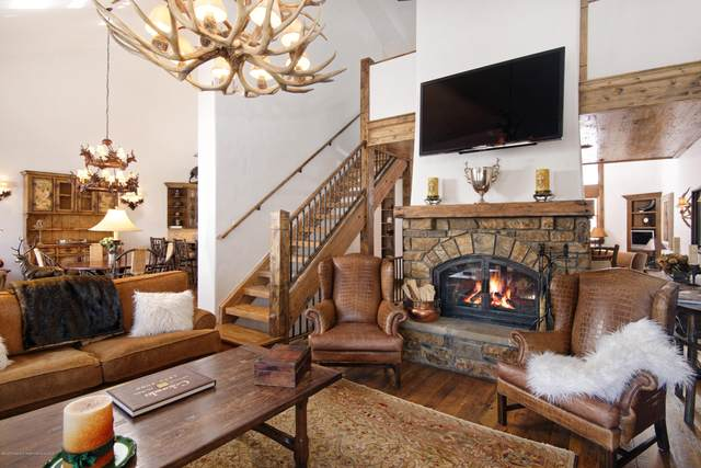 425 Wood Road 15 & 16, Snowmass Village, CO 81615 (MLS #163063) :: Roaring Fork Valley Homes