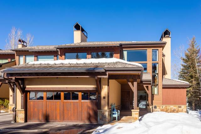 701 Snowmass Club Circle #88, Snowmass Village, CO 81615 (MLS #163089) :: Roaring Fork Valley Homes