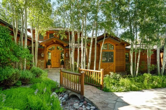179 Saddleback Lane, Snowmass Village, CO 81615 (MLS #163107) :: Roaring Fork Valley Homes