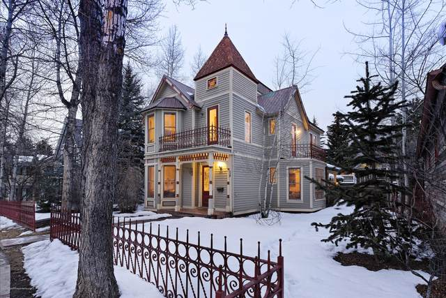 214 E Hopkins Avenue, Aspen, CO 81611 (MLS #163144) :: Roaring Fork Valley Homes