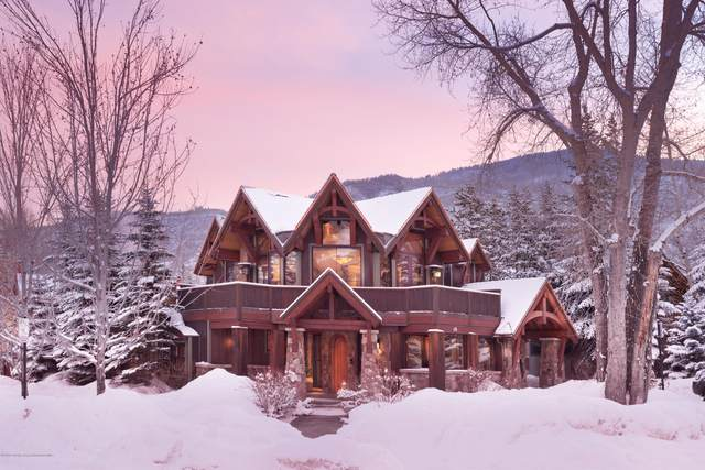 900 Waters Avenue, Aspen, CO 81611 (MLS #163158) :: Roaring Fork Valley Homes