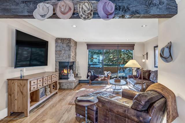 1020 E Hopkins Avenue #4, Aspen, CO 81611 (MLS #163166) :: Aspen Snowmass | Sotheby's International Realty