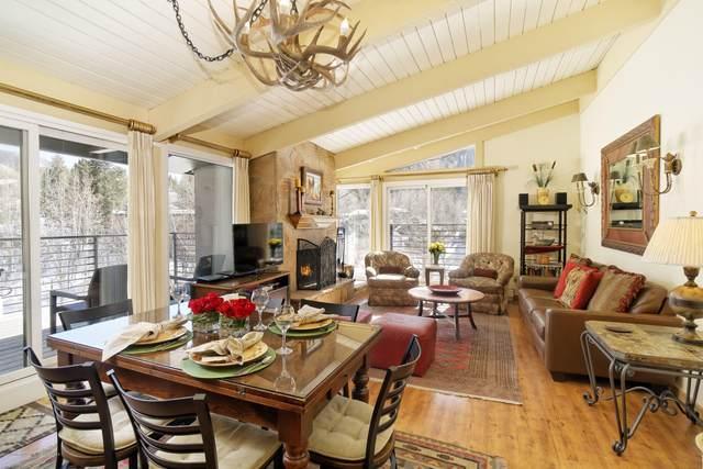 1039 E Cooper Avenue 30-A, Aspen, CO 81611 (MLS #163199) :: Roaring Fork Valley Homes